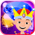 Jewel Prince Match 3 Adventure APK for Bluestacks