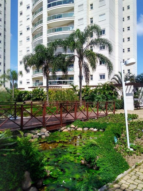 Excelente Resort Tamboré! 113MT!