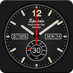 Speeds Pro Watch Face Icon