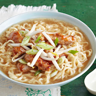 Barbecued Pork And Noodles Recipes