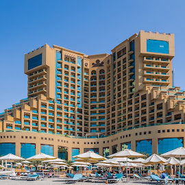Fairmont Ajman by Eduard Andrica - Buildings & Architecture Office Buildings & Hotels