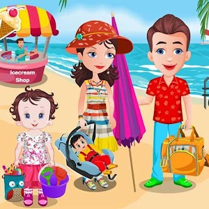 Baby Lisi Beach Party