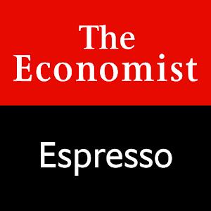 Cover art The Economist Espresso
