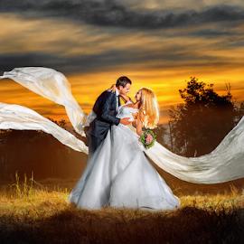 wedding by Dejan Nikolic Fotograf Krusevac - Wedding Bride & Groom ( kraljevo, aleksandrovac, vencanje, jagodina, paracin, krusevac, sunset, wedding, svadba, kragujevac, bride, groom, photography )