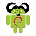 App GNURoot Debian APK for Kindle