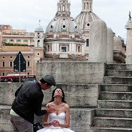 Bridal Makeup by Dennis  Ng - Wedding Bride