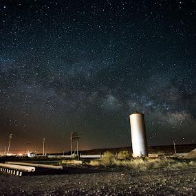 by Jay Kleinrichert - Landscapes Starscapes
