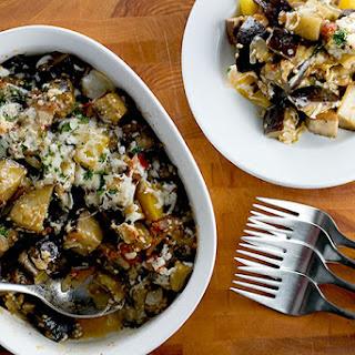 Eggplant Mushroom Casserole Recipes