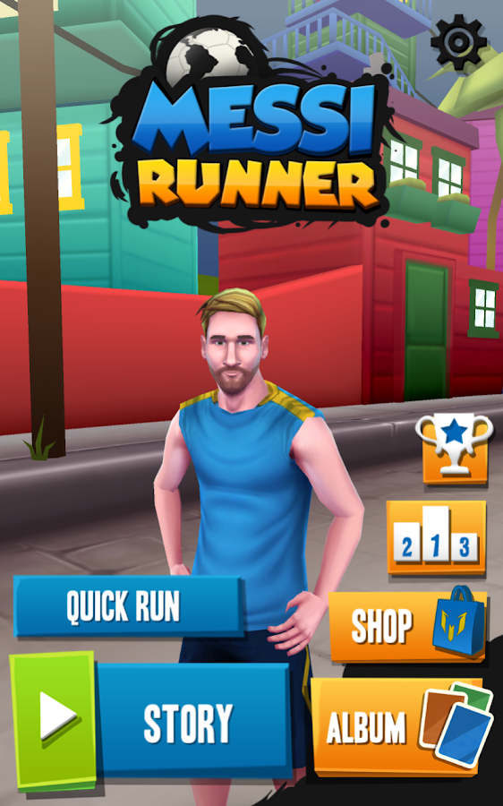 Messi Runner Screenshot 6