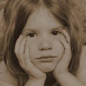 Far away by Suzanna Nagy - Babies & Children Children Candids