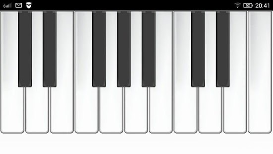 Perfect Piano Free - screenshot