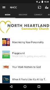 North Heartland Comm Church - screenshot