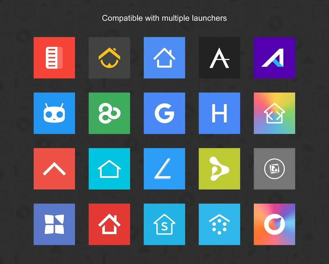Grace UX Pixel - Icon Pack Screenshot 15