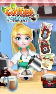 커피 디저트 메이커 - 무료 요리 게임 이미지[3]