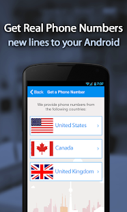 TalkU Free Calls +Free Texting for Lollipop - Android 5.0