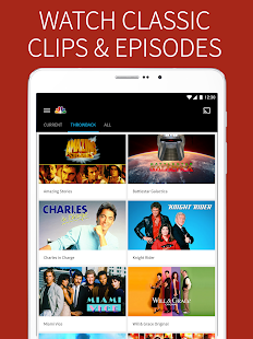 The NBC App - Watch Live TV and Full Episodes Screenshot
