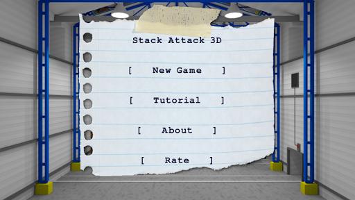 Stack Attack 3D screenshot 2