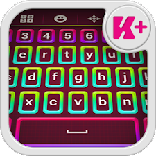 Colored Keyboard Theme