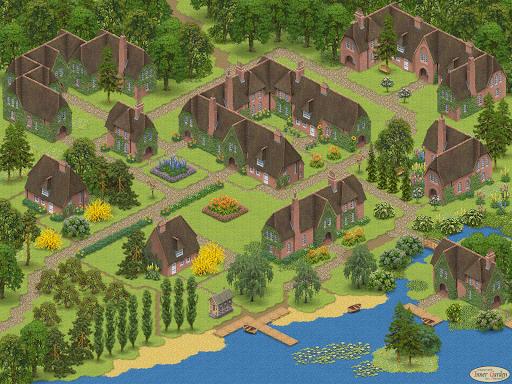Inner Garden: Victorian Houses - screenshot
