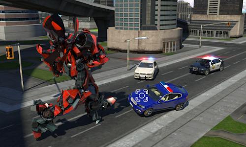 Futuristic Robot Battle APK