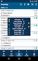 Screenshot of Bundesliga