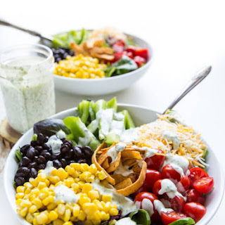 Low Fat Southwest Salad Dressing Recipes