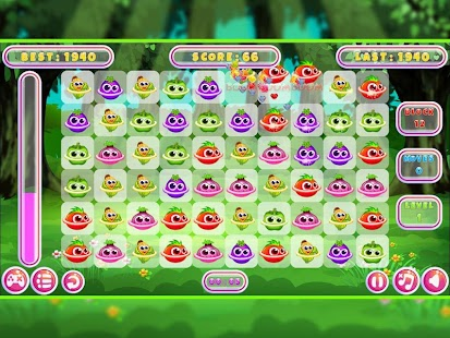 Juicy Fruity Mania - screenshot