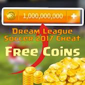 Cheats Dream League Soccer 2017 - prank