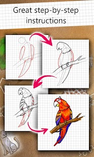 How to Draw - Easy Lessons APK baixar