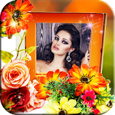 Floral Photo Frames APK icon