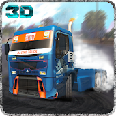 APK Game Real City Truck Drift Racing for BB, BlackBerry