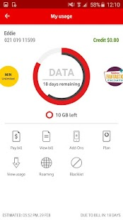 My Vodafone New Zealand APK for iPhone