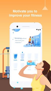 Water Drink Timer-21 Days Healthy Drinking Habbit