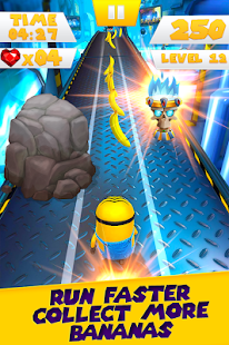 Banana Minion Rush Legends : Adventure 3D