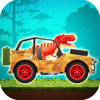 Fun Kid Racing Dinosaurs World For PC (Windows / Mac)