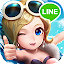 LINE Let's Get Rich for Lollipop - Android 5.0