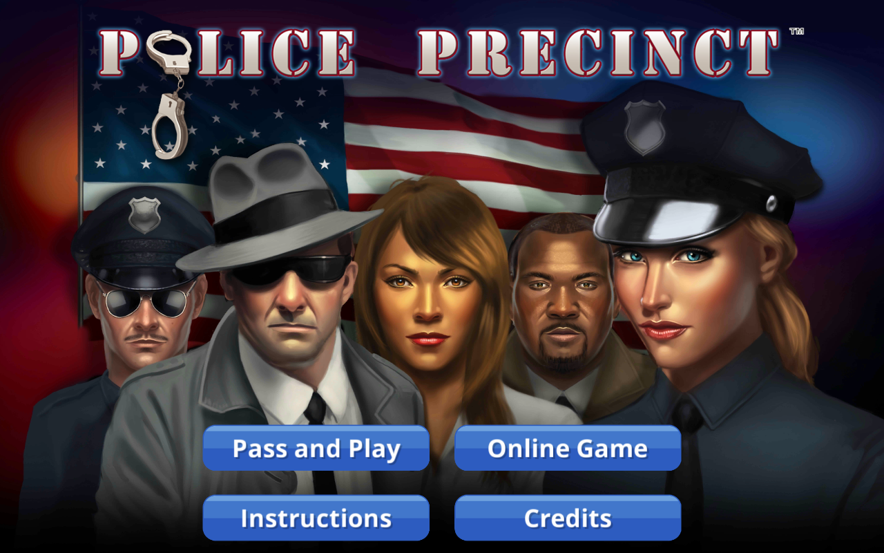 Police Precinct: Online Screenshot 10