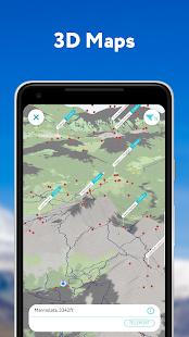PeakVisor - 3D Maps & Peaks Identification
