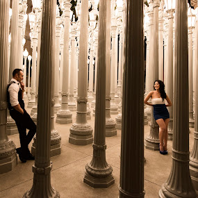 She's So Fine by Yansen Setiawan - Wedding Old - Engagement ( cali, silhouette, losangeles, sweetheart, award, blog, romance, city, love, prewedding, d800, lifestyle, photographer, siluet, lacma, nikon, fine, mindblowing, classic, editorial, creative, vintage, art, romantic, lovebirds, illusion, destination, winning, yansensetiawanphotography, fineart, wedding, la, yansensetiawan, yansen, unseen, engagement )