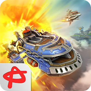 Cover art Sky to Fly: Battle Arena 3D