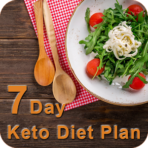 7 Day Ketogenic Diet Meal Plan and Menu  for Android