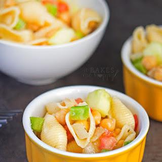 Chickpea Pasta Salad Italian Dressing Recipes