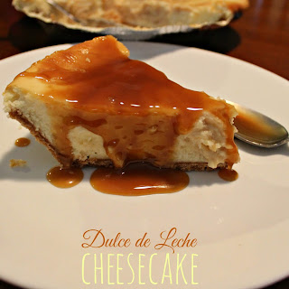 Dulce de Leche Cheesecake Recipe.