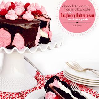 Dark Chocolate Marshmallow Cake Recipes