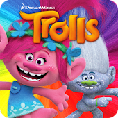 Trolls: Crazy Party Forest! APK for Bluestacks