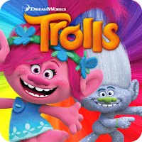Trolls: Crazy Party Forest! For PC (Windows And Mac)