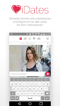 IDates - Chat, Flirt & Dating By Boranu Online B.V APK screenshot thumbnail 3