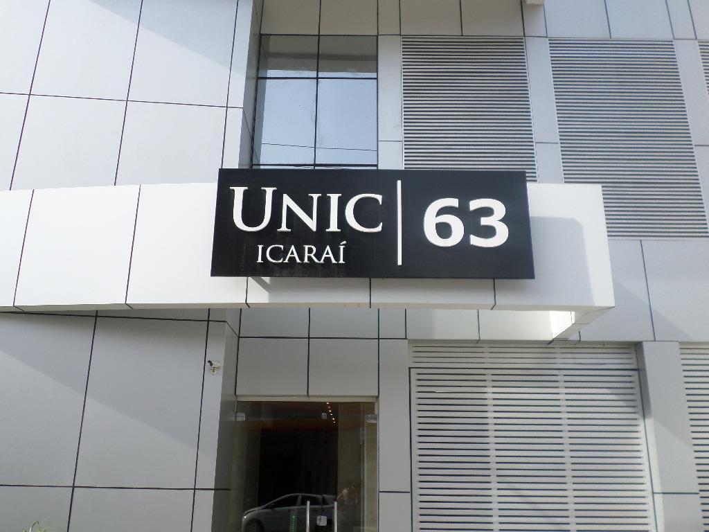 Sala comercial para venda e locação, Icaraí, Niterói - SA0121.