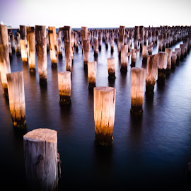 Princess Pier photo taken by OnePlus 2 camera  by Ray Christian - Instagram & Mobile Android ( #portmelbourne, #oneplus2, #princess pier, #melbourne )