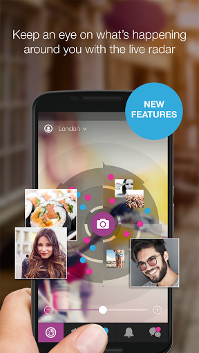LOVOO Chat - Find new friends Screenshot
